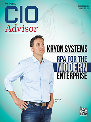 Kryon Systems: RPA For The Modern Enterprise