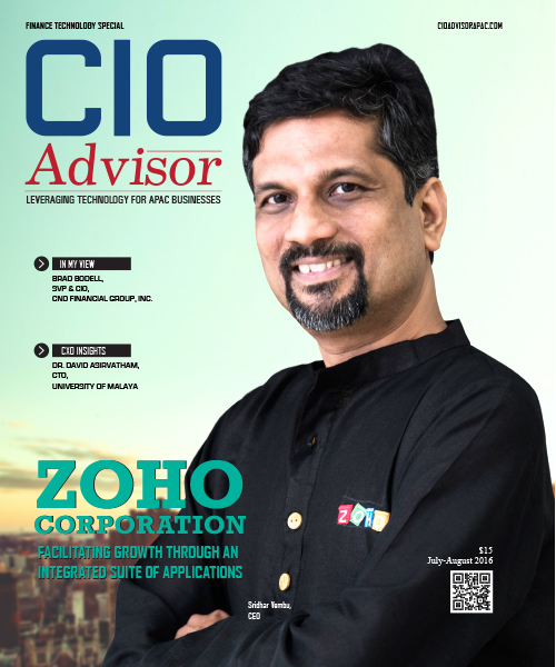 Zoho Corporation: Facilitating Growth through an Integrated Suite of Applications