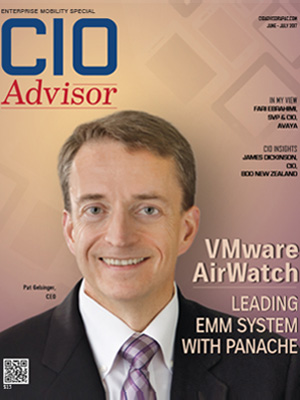 VMware AirWatch: Leading EMM System with Panache