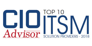 Top 10 ITSM Solution Providers - 2018