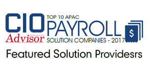 Top 10 APAC Payroll Solution Companies - 2017