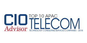 Top 10 APAC Telecom Technology Consulting/Services Companies - 2018