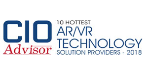 10 Hottest AR/VR Technology Solution Providers - 2018