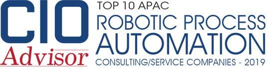 Top 10 RPA Consulting/Service Companies in APAC - 2019