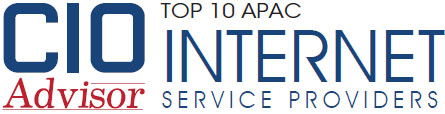 Top 10 APAC Internet Service Providers - 2019