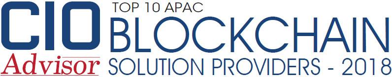 Top 10 APAC Blockchain Companies - 2018