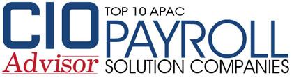 Top 10 APAC Payroll Solution Companies - 2017