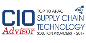 Top 10 APAC Supply Chain Technology Solution Providers - 2017